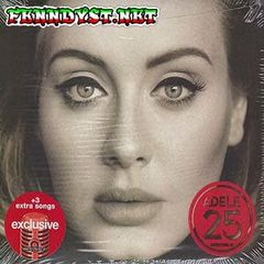 Adele - 25 (Deluxe Edition) [Full Album 2015]