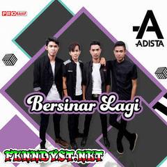 Adista - Bersinar Lagi (2017) Album cover