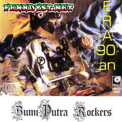BumiPutra Rockers (BPR) - Era 90'an (Full Album 1991)