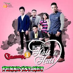 Gamma1 - Dari Hati Ke Hati