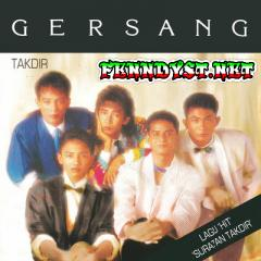 Gersang - Takdir (Full Album 1988)