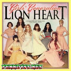 Girls' Generation - Lion Heart (The 5th Album) [Full Album 2015]