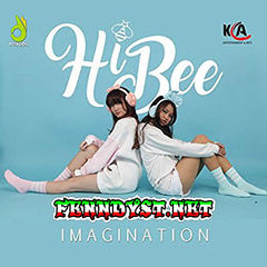 HIBEE - Imagination - EP (Full Album 2017)