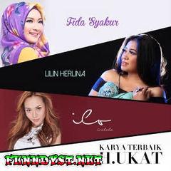 Iva Lola, Fida Syakur & Lilin Herlina - Karya Terbaik H. Ukat S. (Full Album 2016)