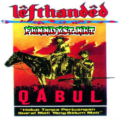 [Full Album] Lefthanded - Q'abul (1988)
