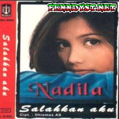 Nadila - Salahkan Aku (Full Album 1996)