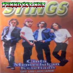 Stings - Cinta Memerlukan Kesetiaan (Full Album 1998)
