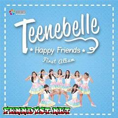 Teenebelle - Happy Friends - EP (Full Album 2015)