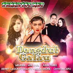 Various Artists - Dangdut Galau (Full Album 2016)