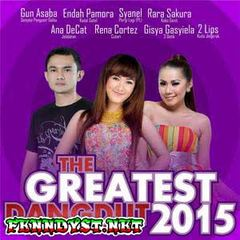 Various Artists - The Greatest Dangdut (Full Album 2015)