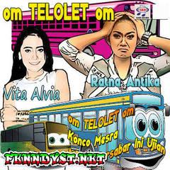 Vita Alvia & Ratna Antika - Om Telolet Om (Full Album 2017)