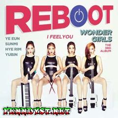 Wonder Girls - REBOOT (Full Album 2015)