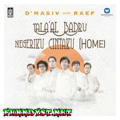 d'Masiv - D'MASIV with Raef (Full Album 2016)